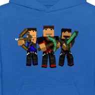 Design ~ Become A Miner Hoodie