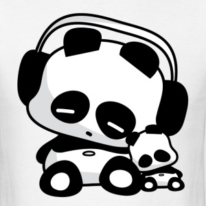 Sleeping Pandas T-Shirts - Men's T-Shirt