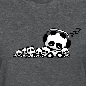 Sleeping Pandas T-Shirt - Women's T-Shirt