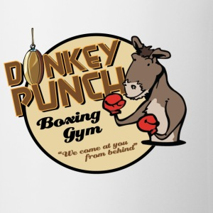 Donkey Punch Boxing Gym - Coffee/Tea Mug