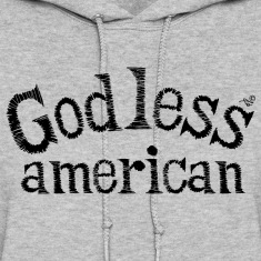 """God-Less American"" by Tai's Tees"