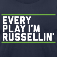 Design ~ Every Play I'm Russellin'