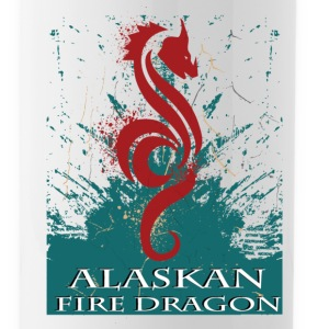 Alaskan Fire Dragon - Water Bottle