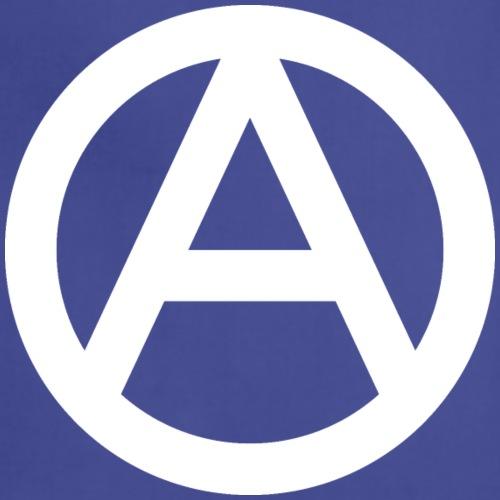The Anarchy A Symbol  Anarchy Anarchist Logo white