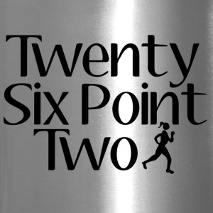 Twenty Six Point Two Marathon Accessories - Travel Mug