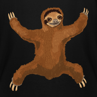 Design ~ Sloth Love Hug Men's Tall Tee