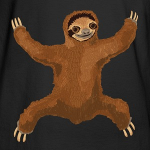 Sloth Love Hug Men's Longsleeve Tee - Men's Long Sleeve T-Shirt