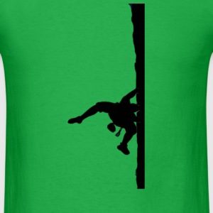 Rock Climber - Men's T-Shirt