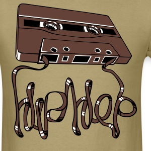 Hip hop tape flex T-Shirts - Men's T-Shirt