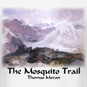 Moran - The Mosquito Trail - Men's T-Shirt