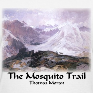 Moran - The Mosquito Trail - Women's T-Shirt