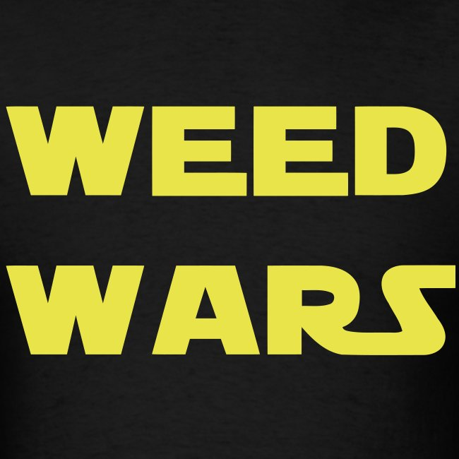 """""""Weed Wars"""" T-Shirt Men"""