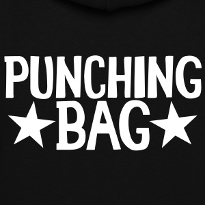 PUNCHING BAG with stars Hoodies - Women's Hoodie