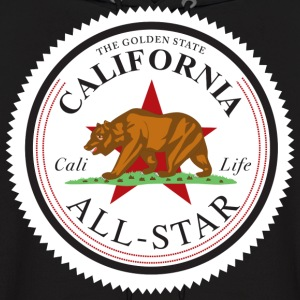 california_all_star - Men's Hoodie
