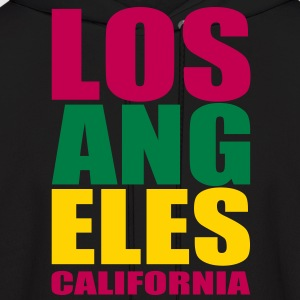 los_angeles - Men's Hoodie