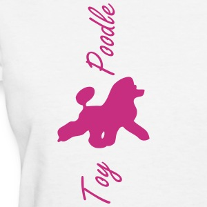 Toy Poodle - Women's T-Shirt