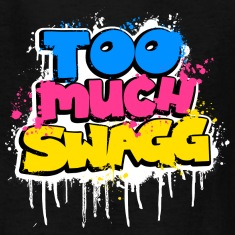 Too much swagg Kids' Shirts