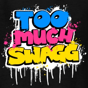 Too much swagg Kids' Shirts - Kids' T-Shirt