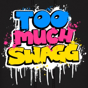 Too much swagg Hoodies - Men's Hoodie