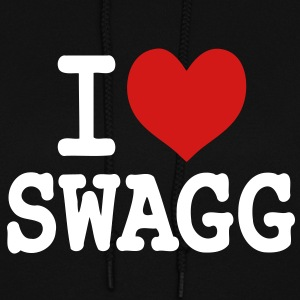 I love Swagg - Women's Hoodie