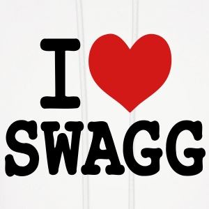 I love swagg original Hoodies - Men's Hoodie