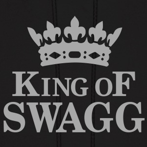 King of swagg Hoodies - Men's Hoodie