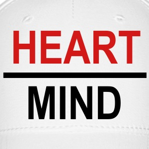 Heart Over Mind - Baseball Cap