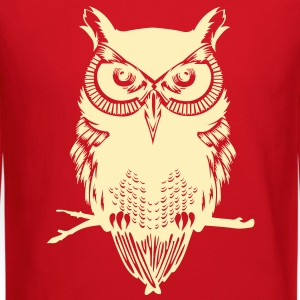 ovo owl Long Sleeve Shirts - Crewneck Sweatshirt