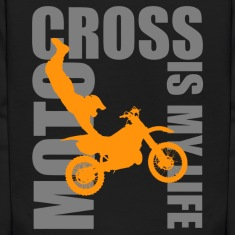 motocross is my life Sweatshirts