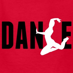 Dance Kids' Shirts
