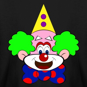 clown Kids' Shirts - Kids' Long Sleeve T-Shirt