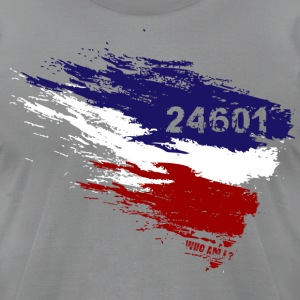 Les Miserables 24601 v3 T-Shirts - Men's T-Shirt by American Apparel