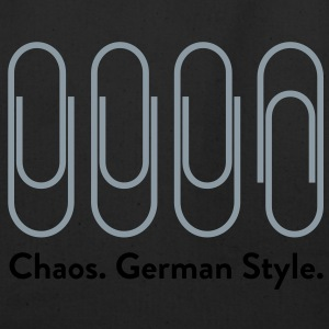 Chaos German Style (2c)++2012 Bags  - Eco-Friendly Cotton Tote