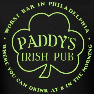 Paddys Bar - Men's T-Shirt