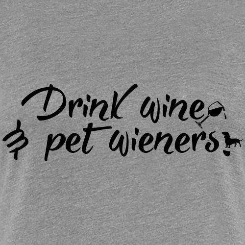 DrinkWinePetWieners