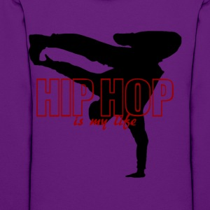 hip hop is my life Hoodies - Women's Hoodie