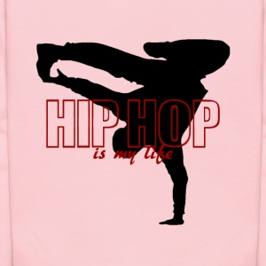 hip hop is my life Sweatshirts - Kids' Hoodie