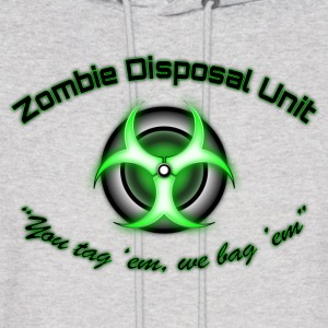 Zombie Disposal Unit - Men's Hoodie