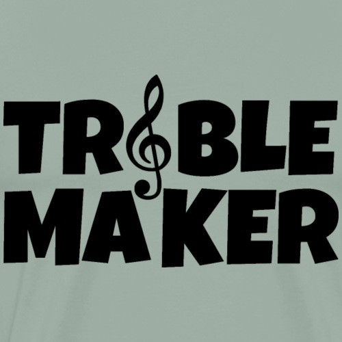 Treble Maker Funny Musician (Black)
