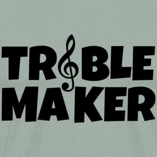 Treble Maker Funny Musician (Black)
