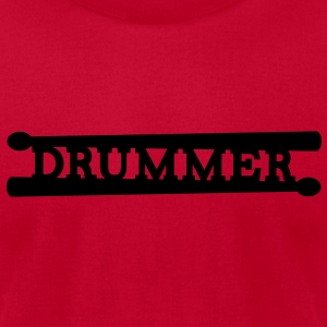 Drumsticks T-Shirts - Men's T-Shirt by American Apparel
