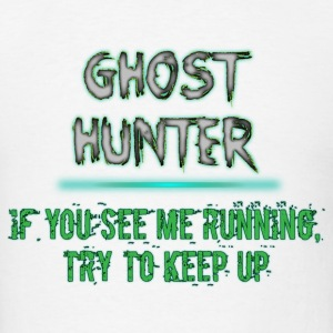 Ghost Hunter - Men's T-Shirt