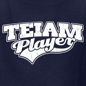 TEIAM PLAYER Kids' Shirts - Kids' T-Shirt