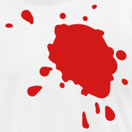 Design ~ Blood Stain Tee