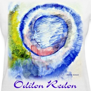 Odilon Redon - Profile - Women's T-Shirt