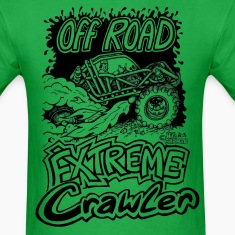 Off road Extreme rock crawler