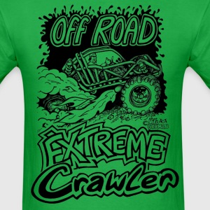 Off road Extreme rock crawler - Men's T-Shirt