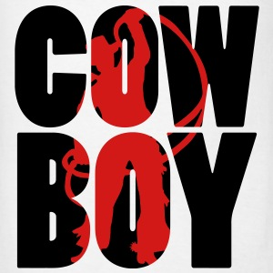 Cow-Boy ! T-Shirts - Men's T-Shirt
