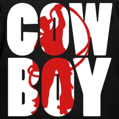 Cow-Boy ! Women's T-Shirts