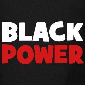 Black Power ! T-Shirts - Men's T-Shirt